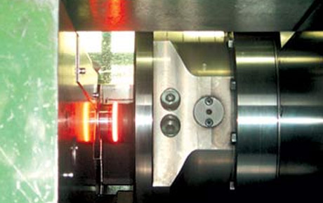 Friction welding