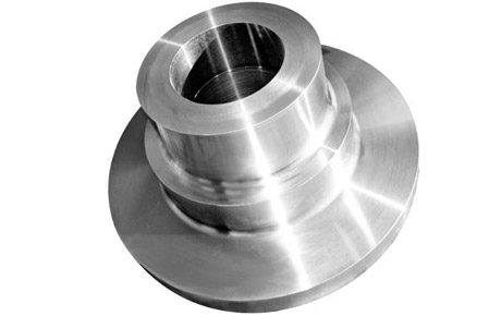 Flange for the offshore industry